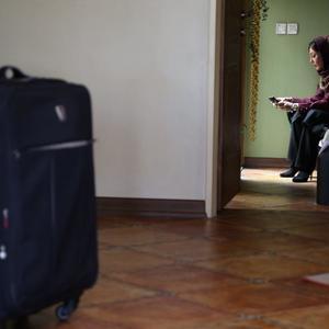 شقایق فراهانی در فیلم سینمایی «ناکوک»