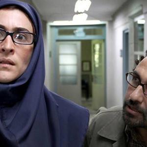 رضا عطاران و ویشکا آسایش در فیلم «ورود آقایان ممنوع»