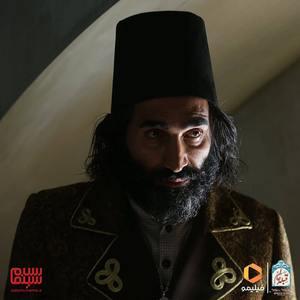 هادی کاظمی در نقش ظل الدوله در سریال «قبله عالم»