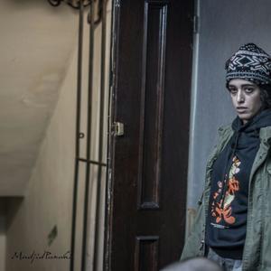 فائزه علوی در فیلم «مفت آباد»
