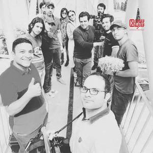 حمزه احمدی در پشت صحنه سریال «دیگری»