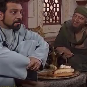 محسن قاضی مرادی و داریوش فرهنگ در سریال «معصومیت از دست رفته»