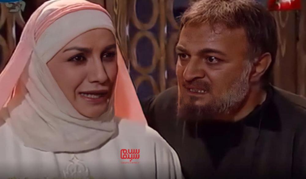 امین تارخ و فریبا کوثری در سریال «معصومیت از دست رفته»