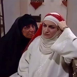 مرضیه برومند و فریبا کوثری در سریال «معصومیت از دست رفته»