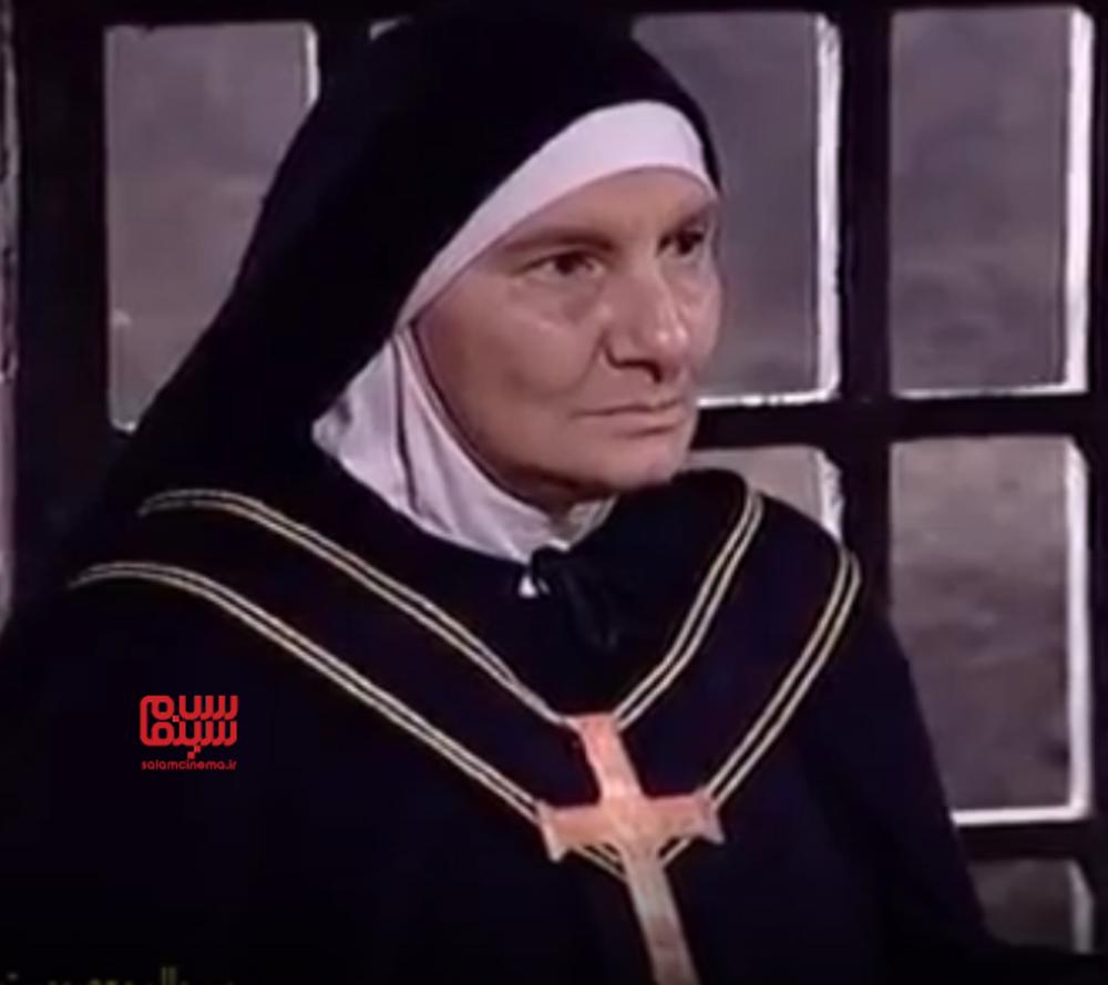 فریده سپاه منصور در سریال «معصومیت از دست رفته»