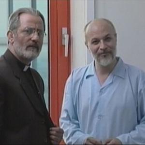 امین تارخ و مجید مظفری در سریال «سفر سبز»
