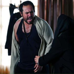 محسن کیایی در فیلم «آستیگمات»