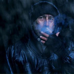 سیامک صفری در فیلم «آستیگمات»