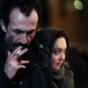 هادی حجازی فر در فیلم «آستیگمات»
