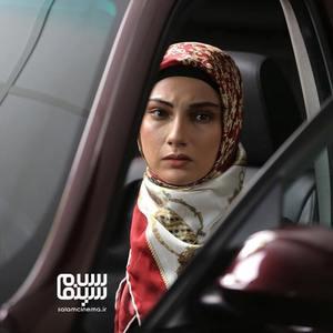 محیا دهقانی در سریال «هم سایه»