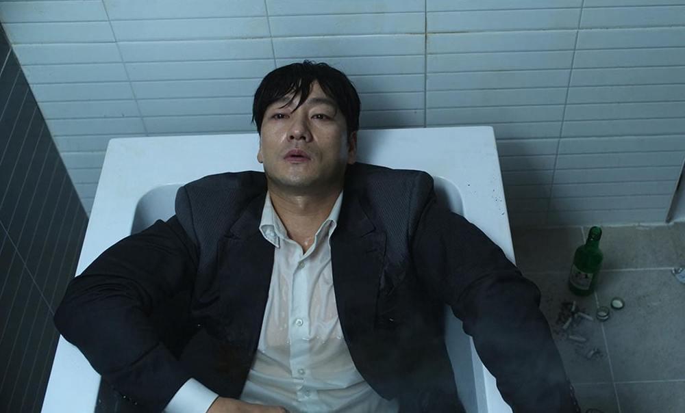 پارک هائه سو در سریال تلویزیونی «بازی مرکب» (Squid Game)