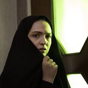گلاره عباسی در نمایی از فیلم «24 سپتامبر»