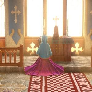 انیمیشن شاهزاده روم ساخته هادی محمدیان