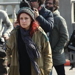 مریم مقدم در پشت صحنه فیلم «موریانه»