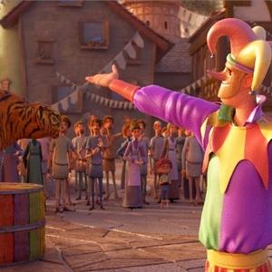 سینمایی انیمیشن شاهزاده روم