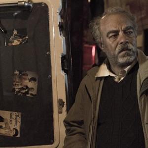 سعید آقاخانی در فیلم «کامیون»