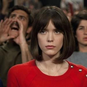 استیسی مارتین در فیلم «نیرومند»(Redoubtable)