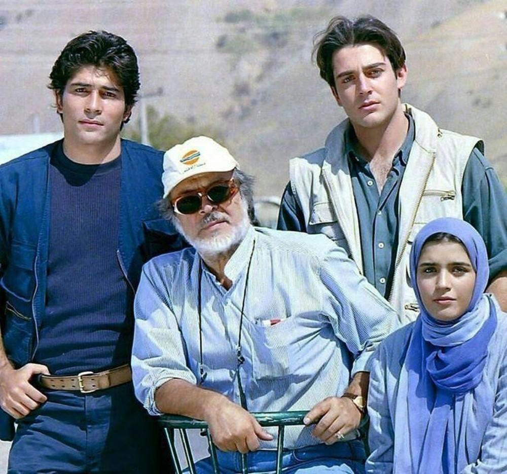 نوشین حسین خانی، محمدرضا گلزار، ایرج قادری و محمود کاکاوند در فیلم «سام و نرگس»