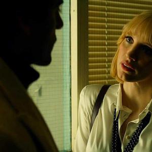 جسیکا چستین در نمایی از فیلم «یک سال بسیار خشن»(A Most Violent Year)