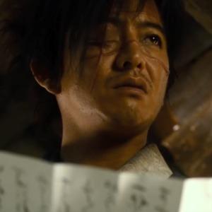 تاکویا کیمورا در فیلم «تیغه جاودانه»(Blade of the Immortal)