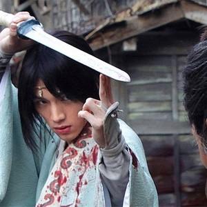 فیلم «تیغه جاودانه»(Blade of the Immortal) با بازی سوتا فوکوشی