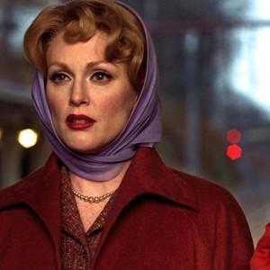 جولیان مور در نمایی از فیلم «شگفت زده»(Wonderstruck)
