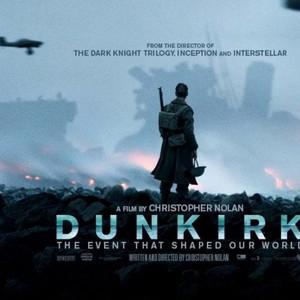 پوستر فیلم «دانکرک»(Dunkirk)