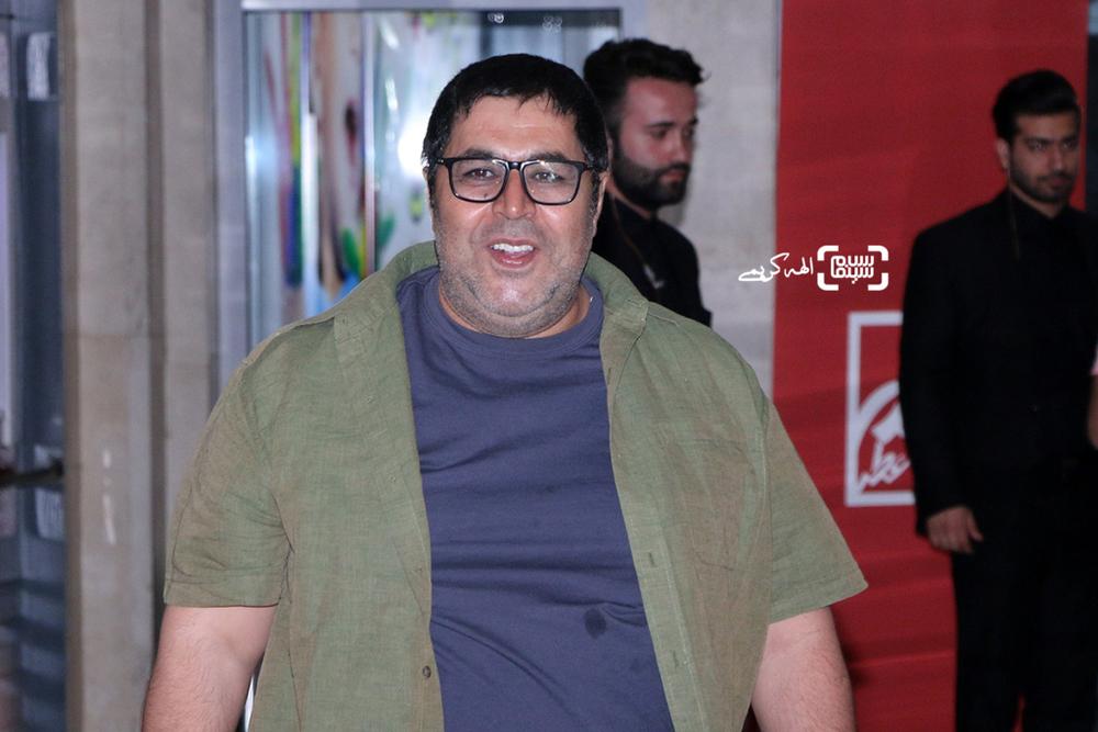 فرهاد اصلانی در اکران مردمی فیلم «نهنگ عنبر2; سلکشن رویا» در سینما مگامال