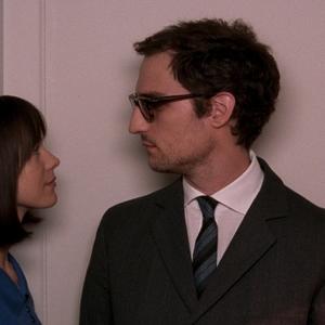 لویی گارل و استیسی مارتین در فیلم «نیرومند»(Redoubtable)