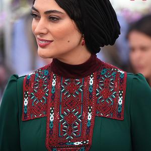 سودابه بیضایی در فتوکال فیلم «لرد» در جشنواره کن 2017