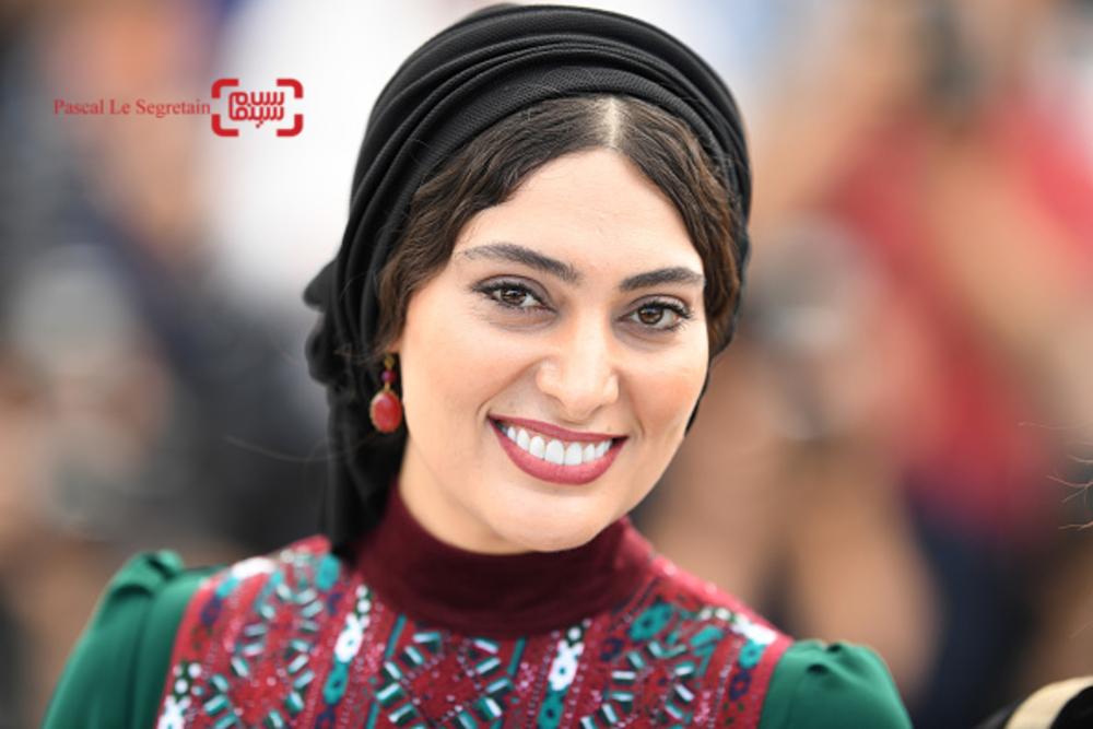 سودابه بیضایی در فتوکال فیلم «لرد» در بخش نگاه نو در جشنواره کن 2017