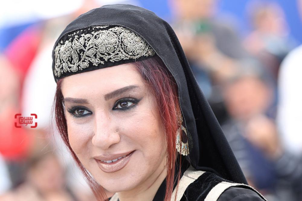 نسیم ادبی در فتوکال فیلم «لرد» در بخش نگاه نو در جشنواره کن 2017