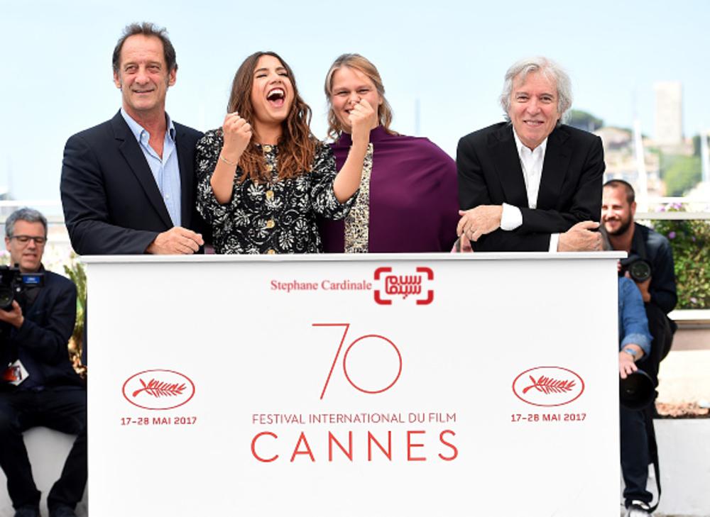 فتوکال فیلم «رودن»(Rodin) در جشنواره فیلم کن 2017