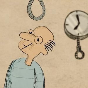 نمایی از فیلم کوتاه «طناب»