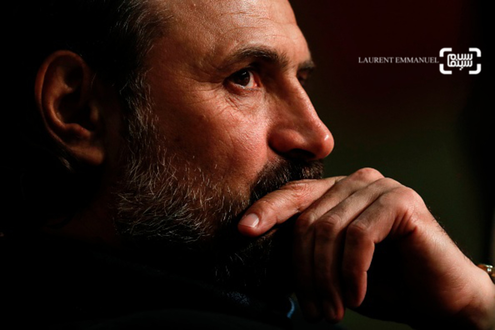 ولریو آندریتو در فتوکال فیلم «یک موجود آرام»(A Gentle Creature) در جشنواره کن 2017