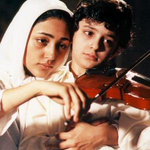 گلشیفته فراهانی و علی شادمان در فیلم «میم مثل مادر»