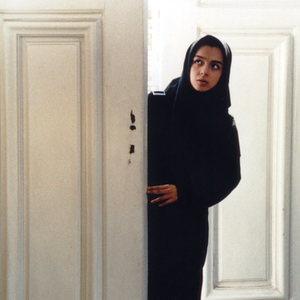 ترانه علیدوستی در نمایی از فیلم سینمایی «من ترانه پانزده سال دارم»