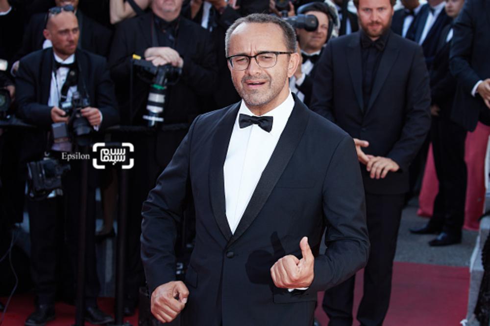 آندری زویاگینتسوف برنده جایزه ویژه هیات داوران کن 2017 برای فیلم «بی عشق» در اختتامیه جشنواره کن