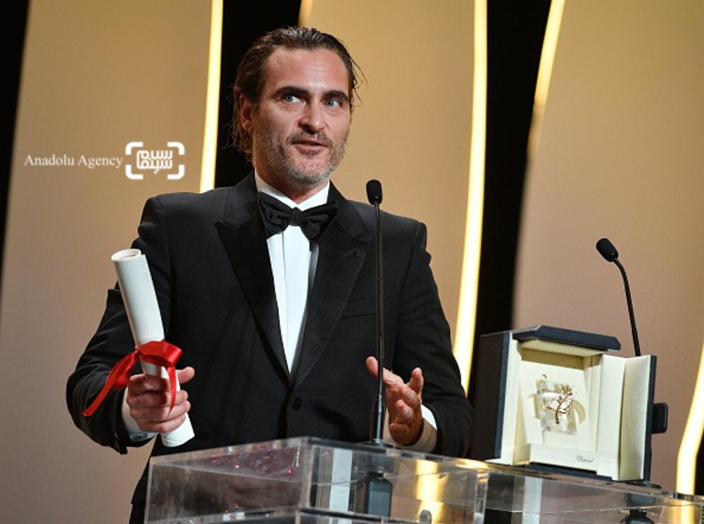 واکین فینیکس برنده جایزه بهترین بازیگر مرد برای فیلم «تو هرگز واقعا اینجا نبودی»(You Were Never Really Here) در جشنواره کن 2017