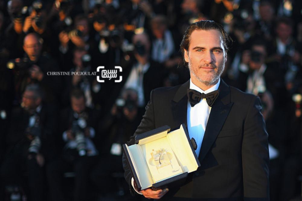 واکین فینیکس برنده جایزه بهترین بازیگر مرد برای «تو هرگز واقعا اینجا نبودی»(You Were Never Really Here) در جشنواره کن 2017