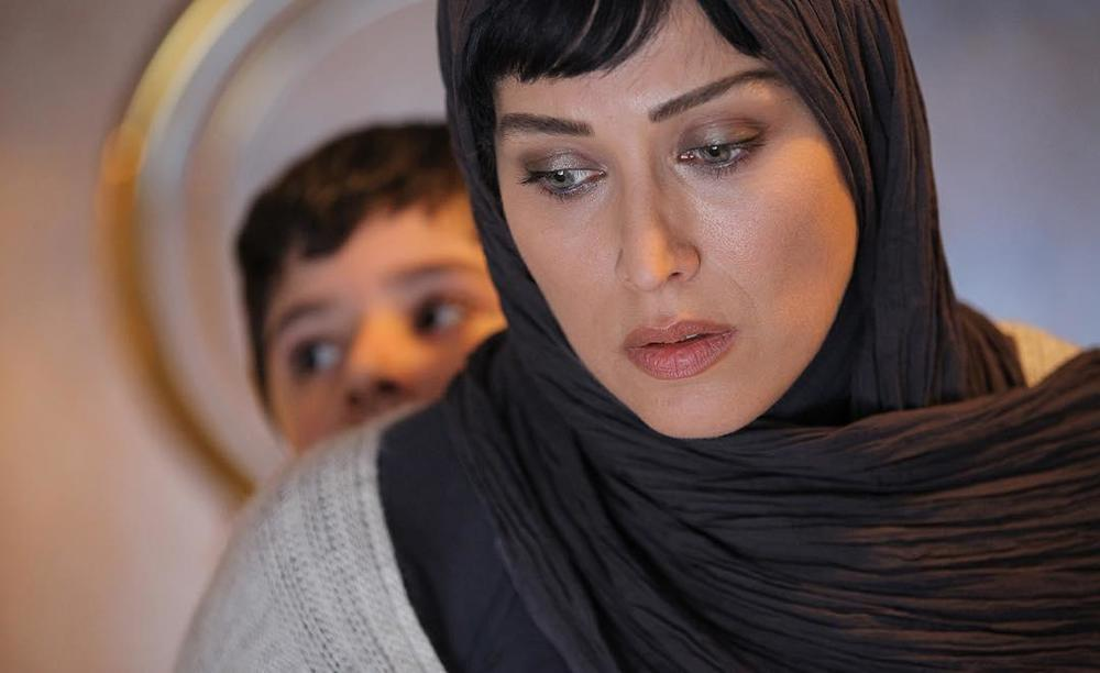 مهتاب کرامتی در نمایی از فیلم سینمایی «زندگی خصوصی آقا و خانم میم»