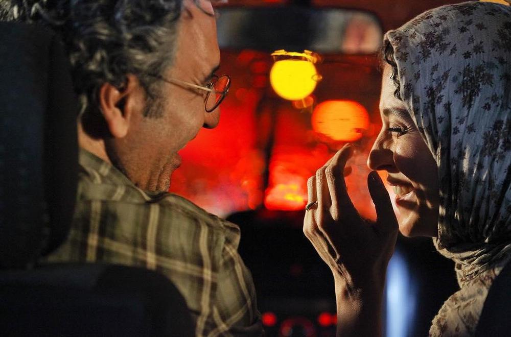 مهتاب کرامتی و حمید فرخ نژاد در فیلم «زندگی خصوصی آقا و خانم میم»