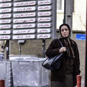 ژاله صامتی در فیلم سینمایی «در وجه حامل»
