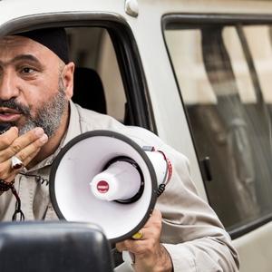 حمید فرخ نژاد در فیلم «گشت 2»