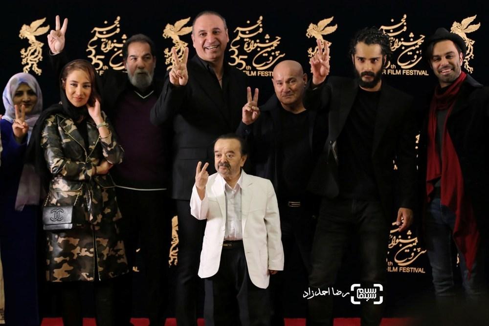 اکران «گشت 2» در سی و پنجمین جشنواره فیلم فجر