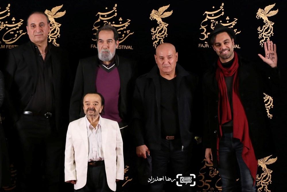 اکران «گشت 2» در جشنواره فیلم فجر35