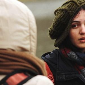 مونا احمدی در فیلم ماهی و گربه