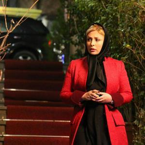 نیوشا ضیغمی در فیلم «هفت معکوس»