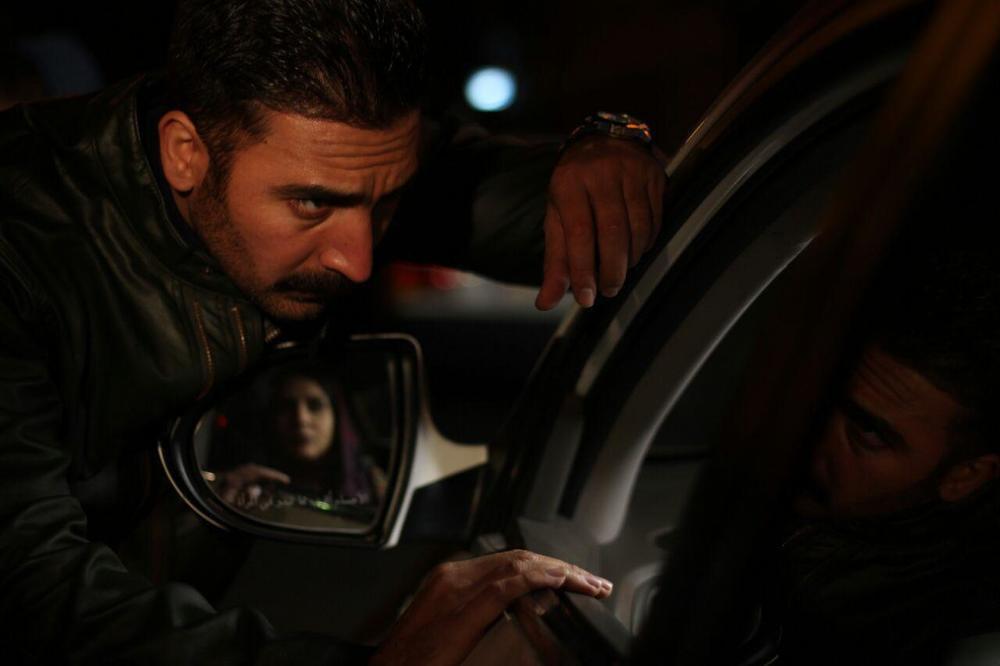 کریم امینی در فیلم «اگزما»