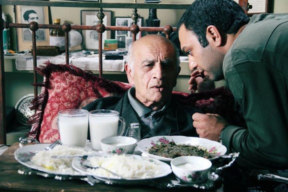 نمایی از فیلم ارسال یک آگهی تسلیت برای روزنامه